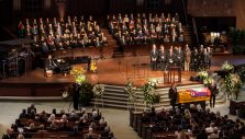 Cliff Barrows, longtime Billy Graham associate, laid to rest at Billy Graham Library