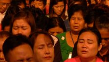 Thousands Choose Jesus in Myanmar