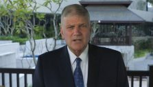 Franklin Graham: Pray Hearts Will Be Touched in Myanmar