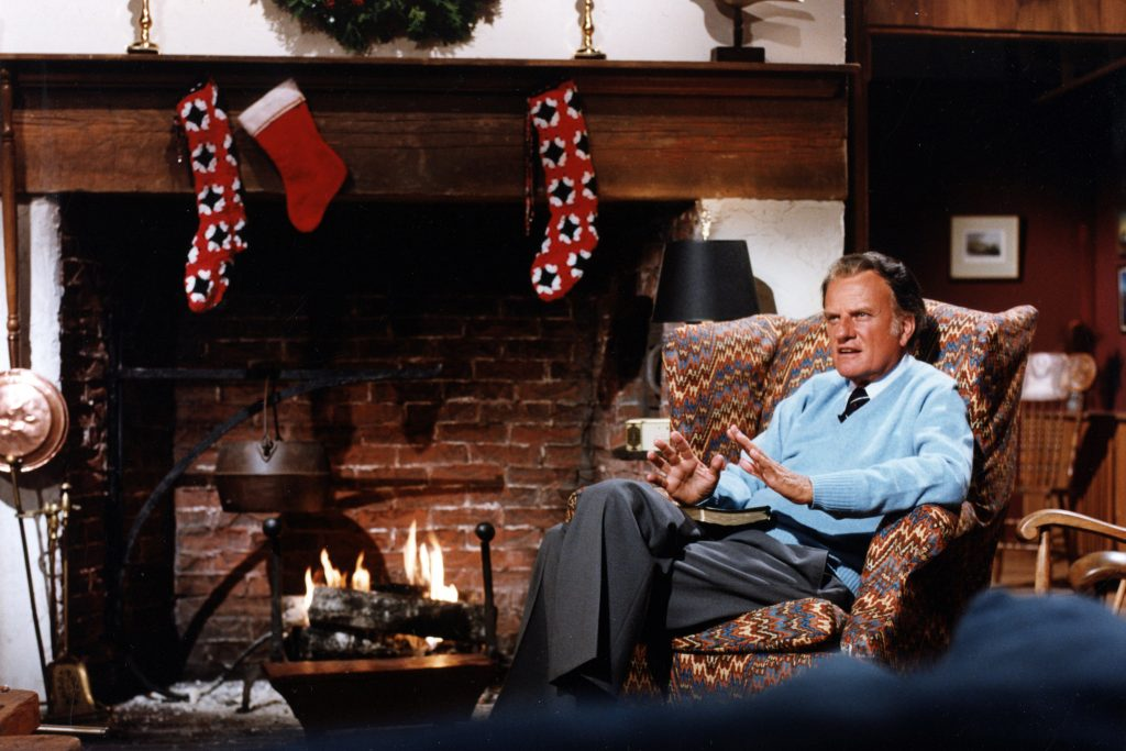 Billy Graham Christmas