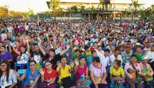 'God's Amazing Grace for Our People': Thousands Respond to the Gospel in Myanmar