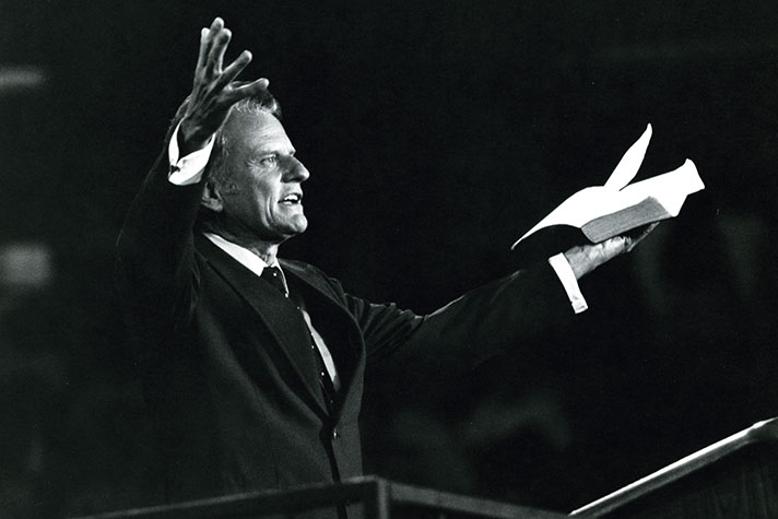 The Time Is Short: A Classic Message from Billy Graham