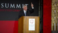 Franklin Graham Puts 'Christian Genocide' in Spotlight at World Summit