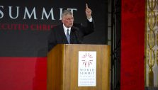 Christian Persecution: Franklin Graham Encourages Believers