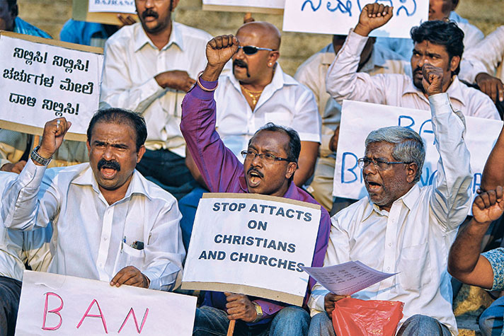Have No Fear of Men: An Indian Pastor's Story