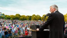<i>Decision Texas: The Lone Star Tour with Franklin Graham</i> Kicking Off on Oct. 11