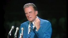Billy Graham: God Satisfies Every Longing of Our Hearts