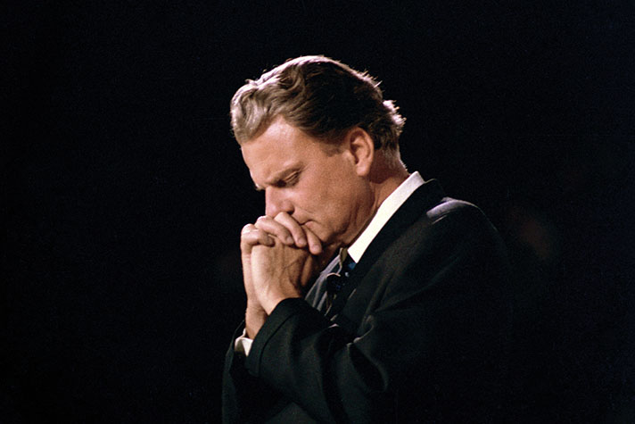 We Need a Heaven-Sent Revival: A Classic Message from Billy Graham