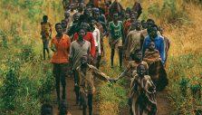 A Refugee's Long Journey