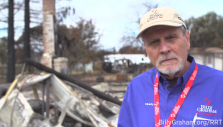 Chaplains Minister After Coffee Park Wildfires