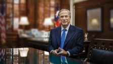 Texas Governor Greg Abbott: Humbled and Fearless