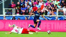Defending Faith: Soccer Player Jaelene Hinkle Puts God First