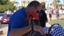 'He Was So Full of Life': Chaplains Help Those Coping After Las Vegas Shooting
