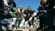 First Things First: Raiders QB Derek Carr on His Faith in Christ