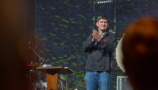 Photos: Energetic Student Night with Will Graham in Charlottetown