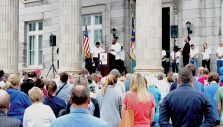 County Comes Together for Prayer Event