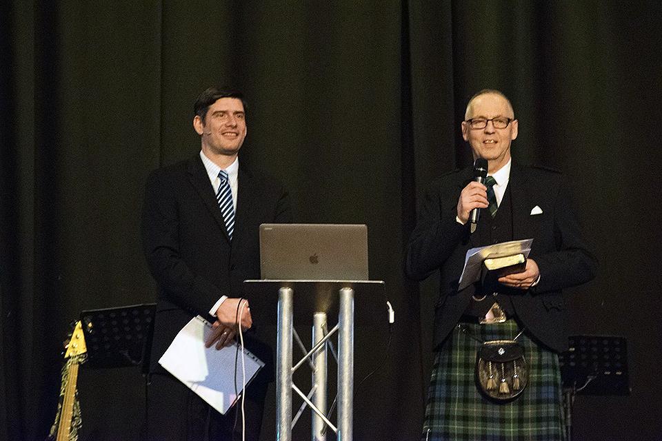 Will Graham in Scotland