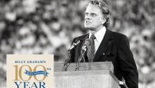 Celebrating Billy Graham's 100th Year: 'The Only Calm in Our Storm'