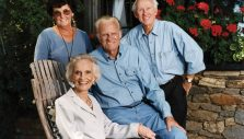 Russ Busby, Longtime Billy Graham Photographer, Home With the Lord After a Long Illness