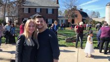 Couple Travels Across Country to Say Goodbye to Billy Graham