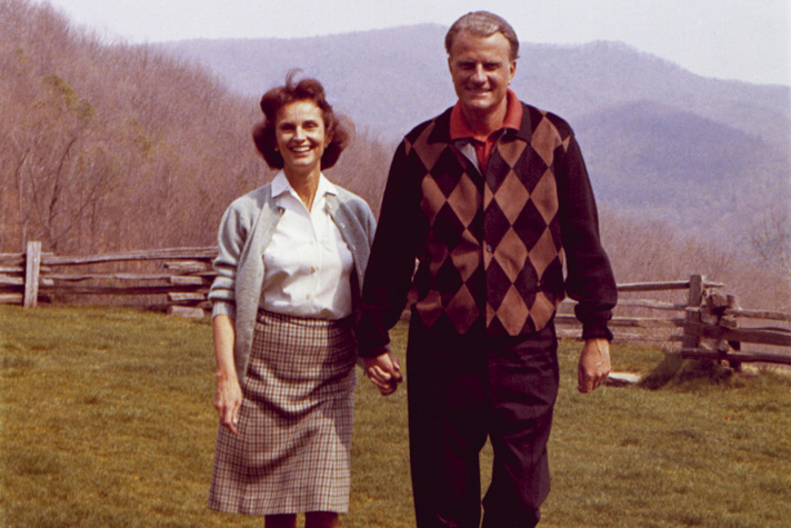 5 Pieces of Marriage Advice from Billy and Ruth Graham