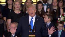 President Trump Remembers Billy Graham