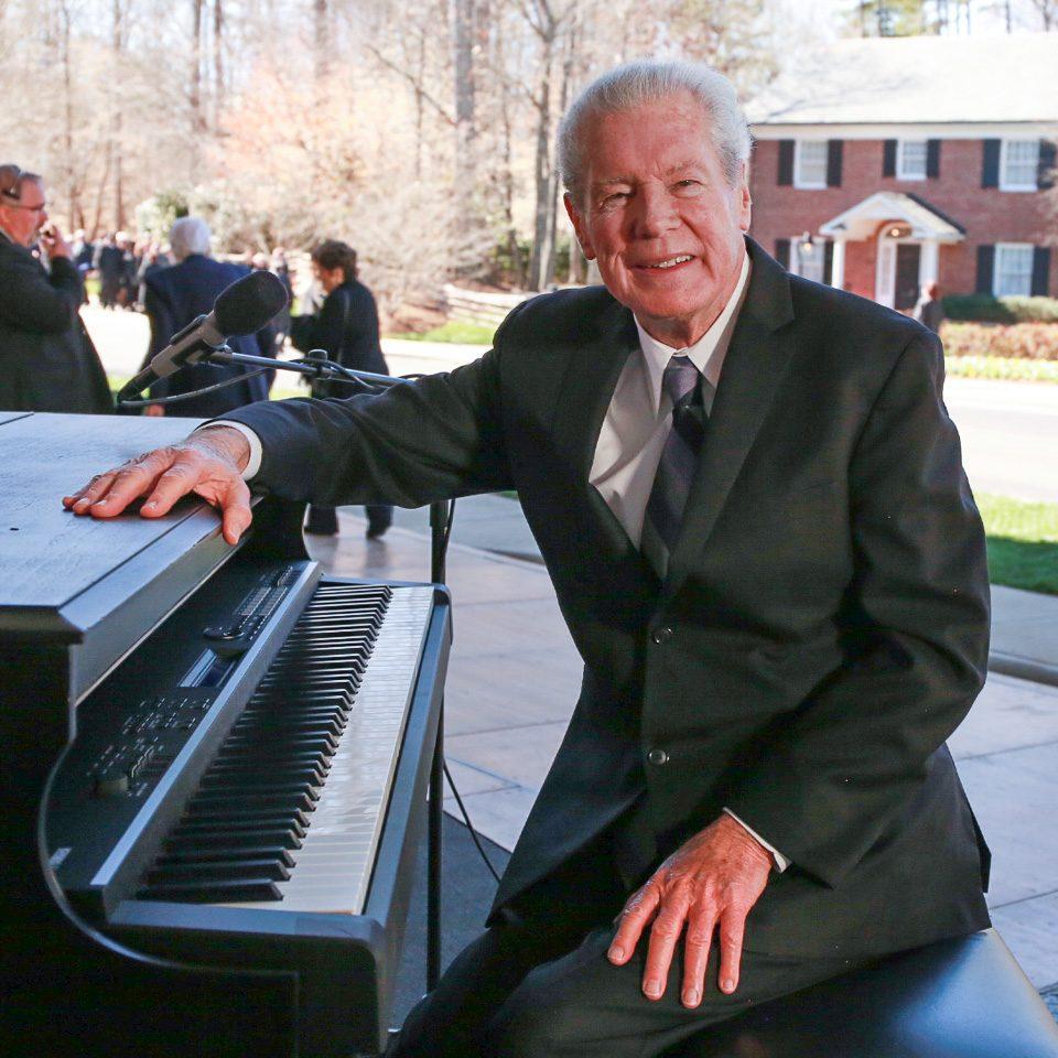 Pianist John Innes