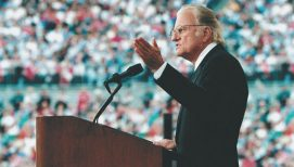 Billy Graham: Do You Scoff at the Second Coming of Christ?