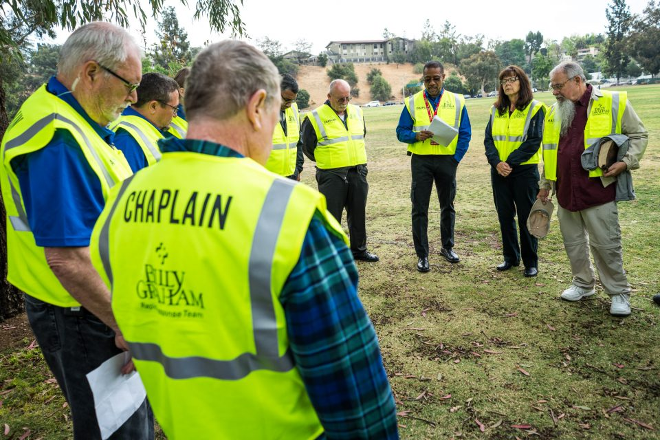 Billy Graham Rapid Response Team chaplains