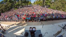 Franklin Graham: Taking the Gospel to America's Largest State