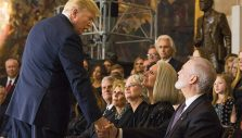 The President Remembers Billy Graham