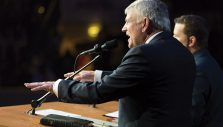 Franklin Graham: Steadfast for the Gospel
