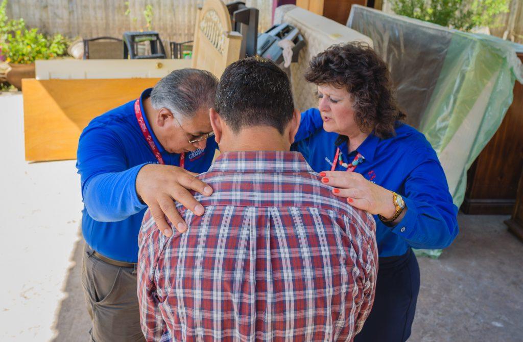 chaplains pray