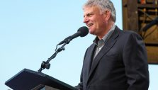 Franklin Graham Kicks Off Decision America Northeast Tour This Weekend