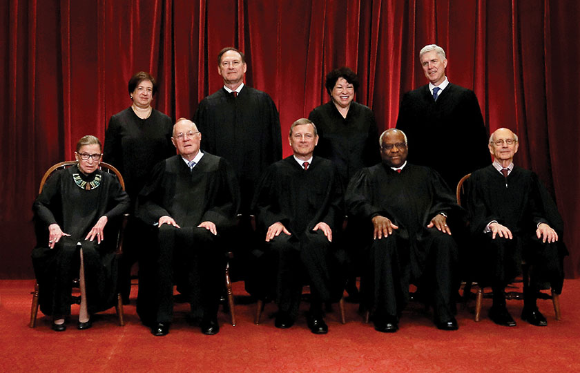 U.S. Supreme Court members