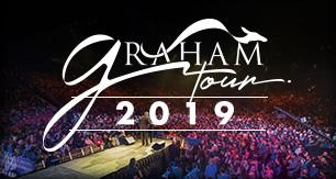 Graham Tour in Australia
