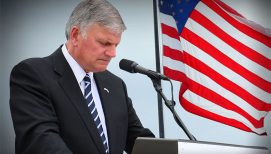 Franklin Graham: Pray for Our Leaders