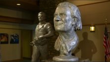 Billy Graham Statues Honor the Gospel Message He Preached