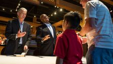 Sen. Tim Scott & Rep. Trey Gowdy Book Signing Presents Hope for a Divided Nation