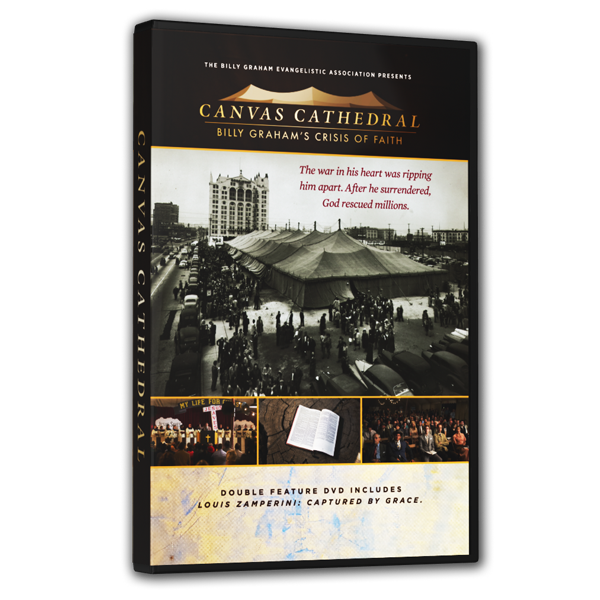Canvas Cathedral DVD