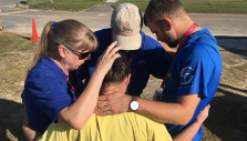 'Hope to the Hopeless': Billy Graham Chaplains Offer Comfort to Hurting Floridians