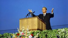 Billy Graham: Existing and Living