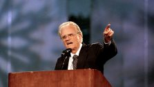 Billy Graham: The Dye and the Blood