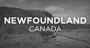 Avalon Region, Newfoundland, Canada