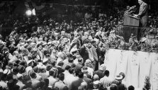 Billy Graham Trivia: Who Prayed with New Believers at a 1949 Event When the Crowds Were Too Large to Handle?