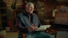 'God Provided a Way': A Christmas Reminder From Franklin Graham