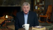 Looking Ahead to 2019: A 'Thank You' from Franklin Graham