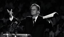 Billy Graham Trivia: Where Did He Spend Christmas in 1966 and 1968?
