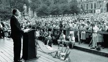Billy Graham: Facing an Unknown Future
