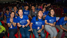 Hope for the Church in Thailand Grows as Youth Excitedly Respond to the Gospel